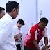 Indonesia Gagal Meraih Emas Bulu Tangkis, Presiden Tetap Memberikan Apresiasi