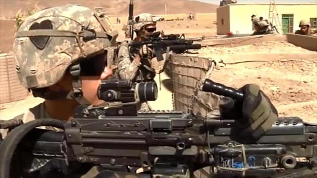 EEUU envía a unos 4000 soldados adicionales a Afganistán