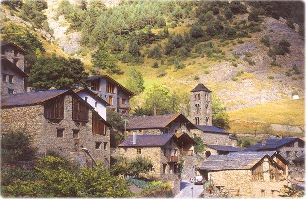 História de Andorra