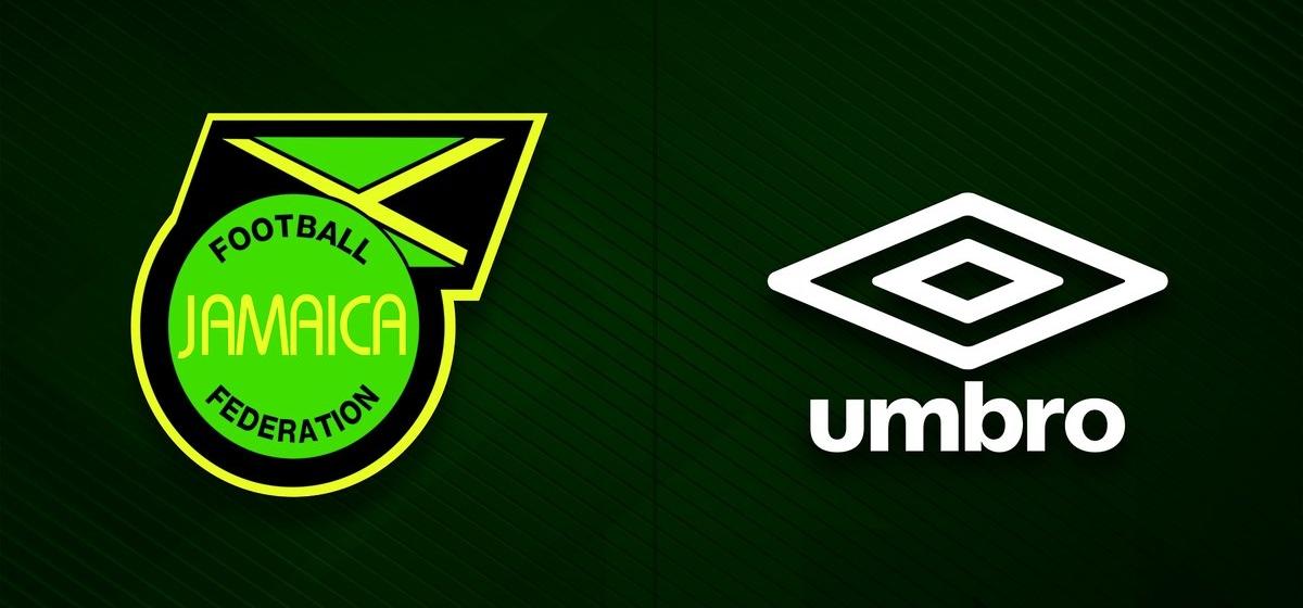 aa7df18536 Umbro é a nova fornecedora esportiva da Jamaica - Show de Camisas