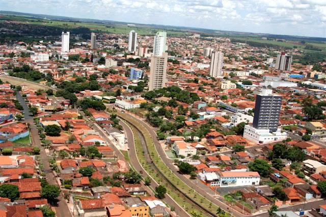 Rio Verde é a décima maior cidade do Centro-Oeste