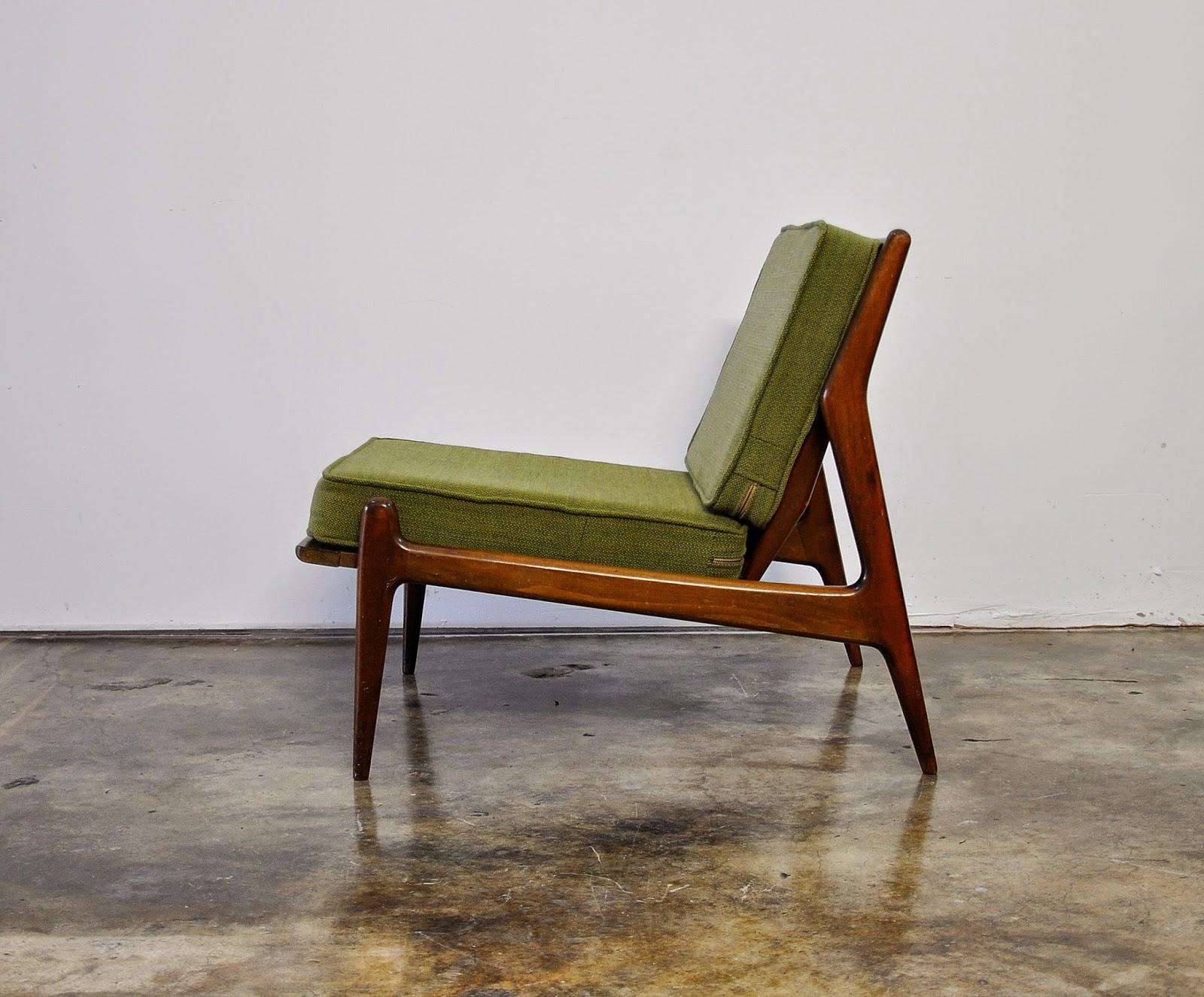 modern slipper chair design inspiration select ib kofod larsen
