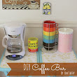 Sew Chatty: {DIY Coffee Bar...and DONUTS!}