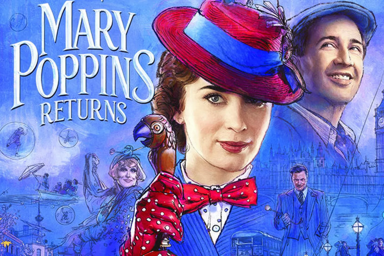 Mary Poppins Returns (2018) Trailer Reaction