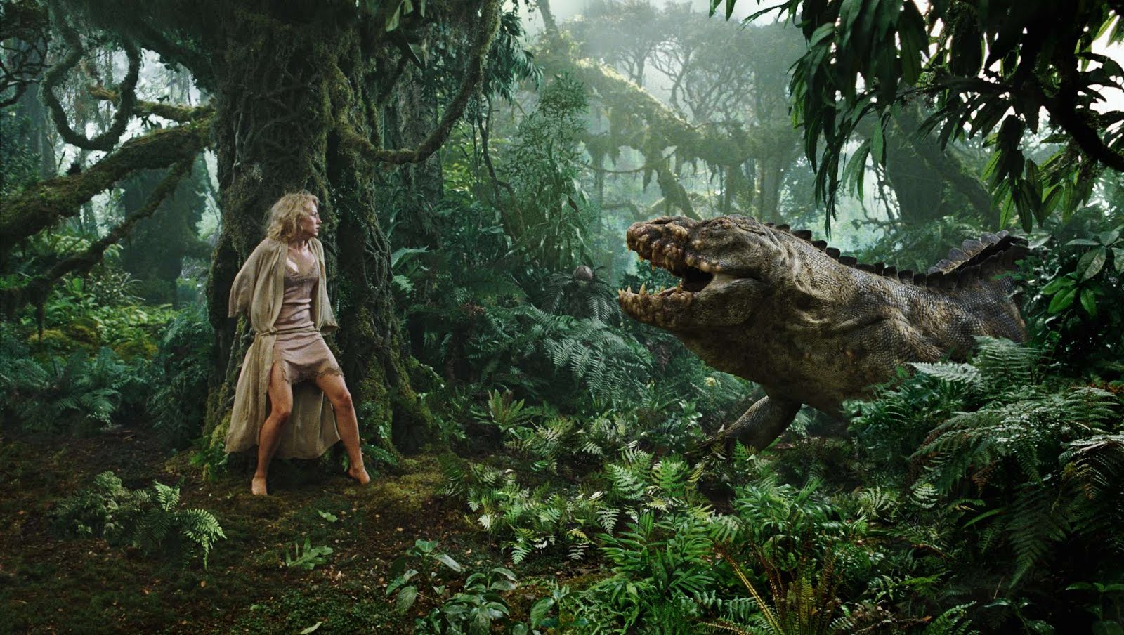 Alien Tower: Kong: Skull Island versus Peter Jackson's King Kong