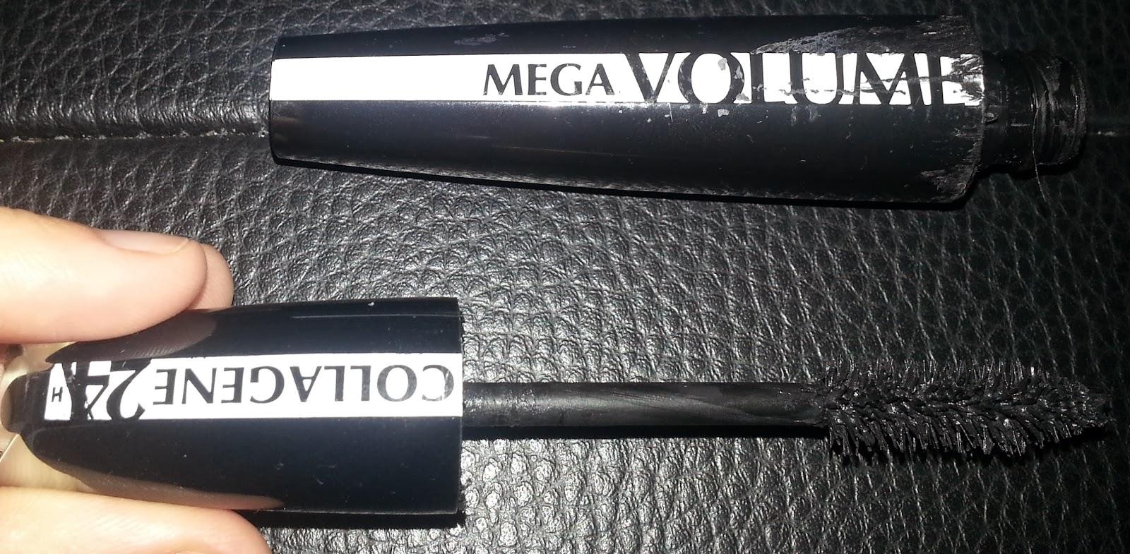 be94477a6c7 Aujourd'hui je vais vous parler d'un produit maquillage qui m'a accompagné  tout au long de cette année 2013, il s'agit du Mascara Mega volum collagene  24H ...