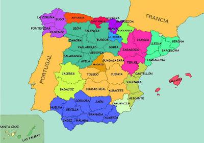 FIESTA DE LAS CULTURAS. ESPAÑA