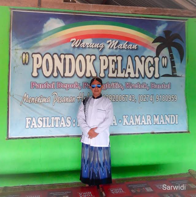 Buka Puasa di Pantai Depok & Ziarah ke Makam Syekh Maulana Maghribi