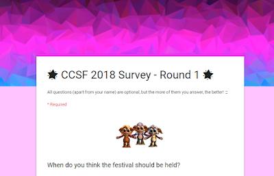 CCSF 2018 Survey