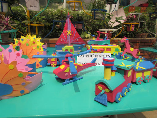 Cách làm đồ dùng đồ chơi cho trẻ mẫu giáo