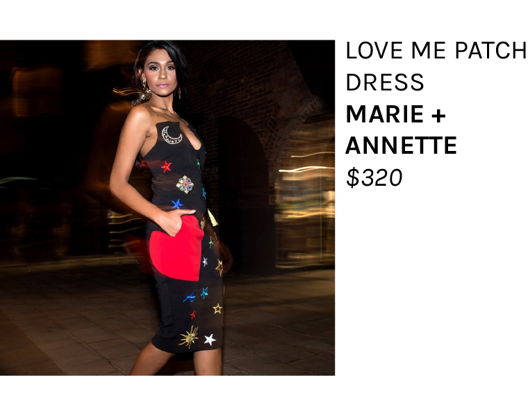 Marie +  Annette Dress 2018