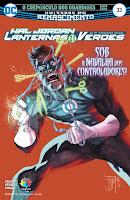 DC Renascimento: Hal Jordan e a Tropa dos Lanternas Verdes #33
