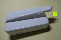 Rückseite: Bonlux Bewegung aktiviert LED-WC-Nachtlicht 16 Farben ändern Batteriebetriebene automatische Sensor-LED-Nachtlicht für Badezimmer Waschraum -WC-Schüssel Sitz Lampe [Energieklasse A+]