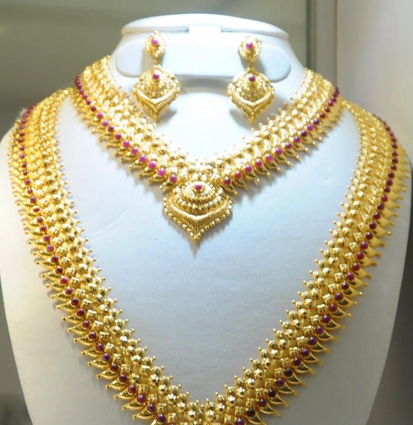 Gold And Diamond Jewellery Designs B2b Jewellery Fair