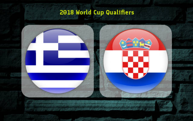 Greece vs Croatia Full Match & Highlights 12 November 2017