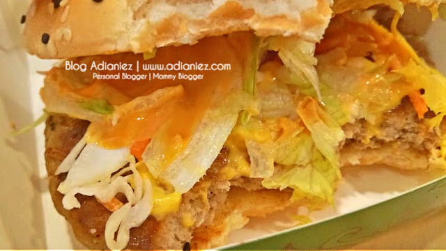 McDonalds | Brazil Rio Beef Burger & Mexicana Chicken Burger