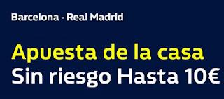 william hill promocion Euroliga Barcelona vs Real Madrid 23 febrero