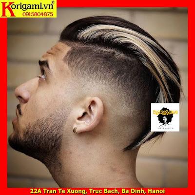 Kiểu tóc slick back là gì? nên cắt và tạo kiểu như thế nào?