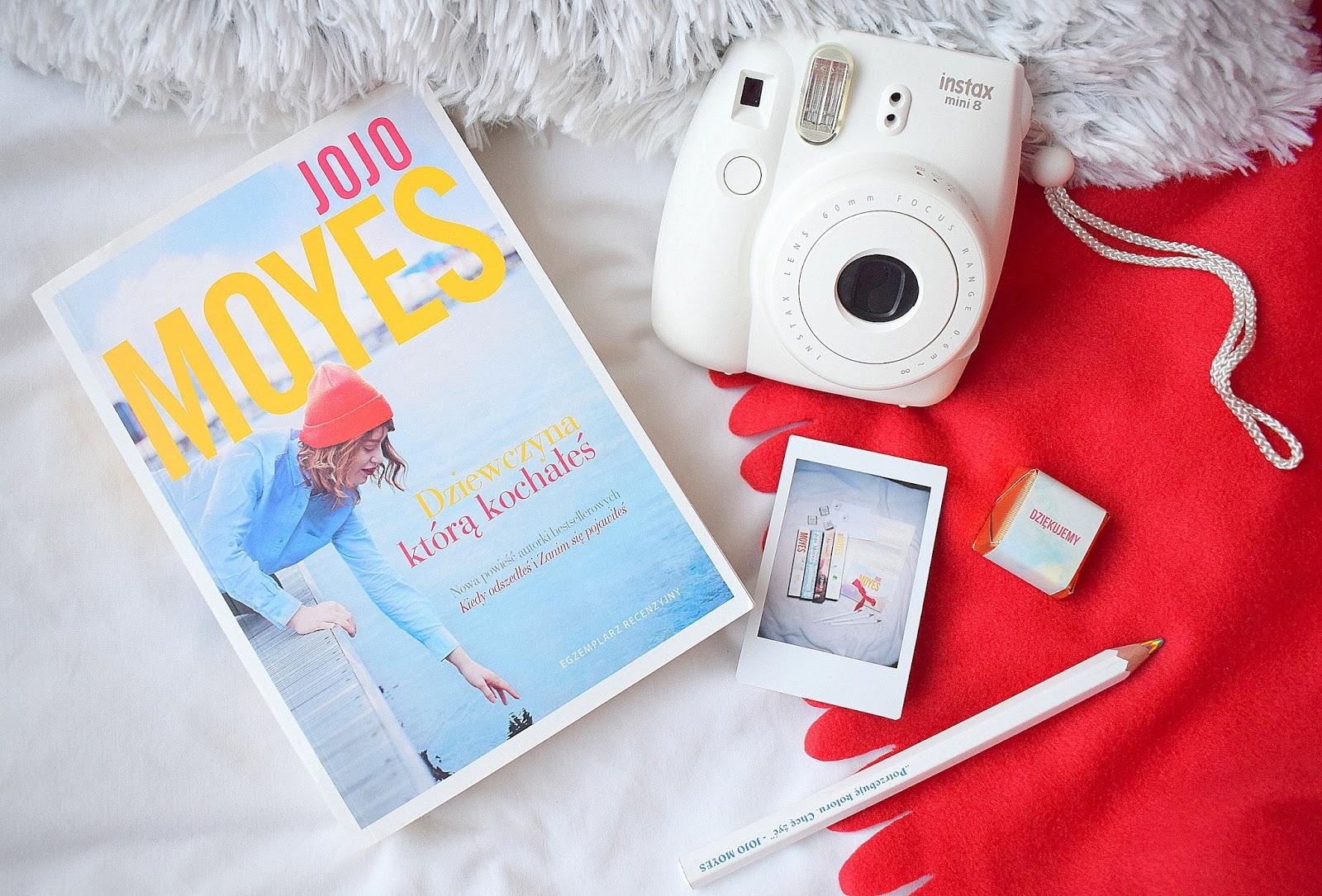 [PRZEDPREMIERA] Jojo Moyes, Dziewczyna, którą kochałeś
