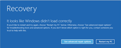 HELP!!! Error Code 0xc0000001 and 0xc000021a!!! - Dell Community