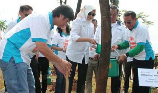 Kepedulian Sinar Mas Land Untuk Pendidikan Indonesia