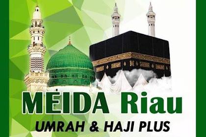 Lowongan Marketing Umrah dan Haji Plus PT. Meida Riau Pekanbaru April 2019