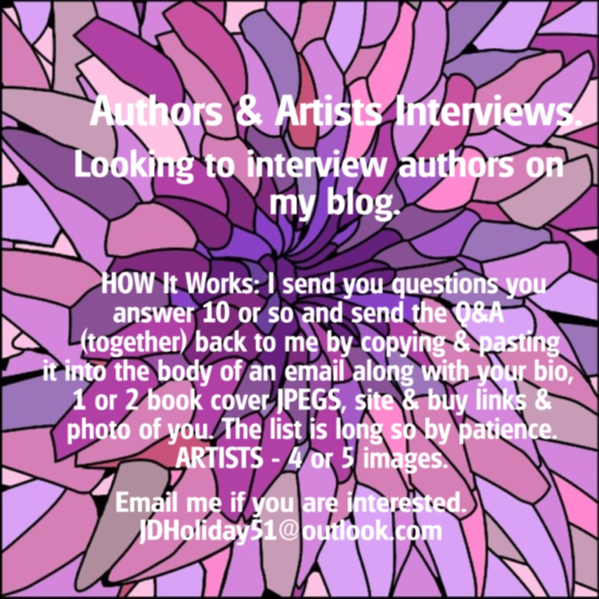 Authors & Artists Interviews