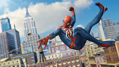 Marvel's Spider Man PS4 ISO For Android (APK + OBB)