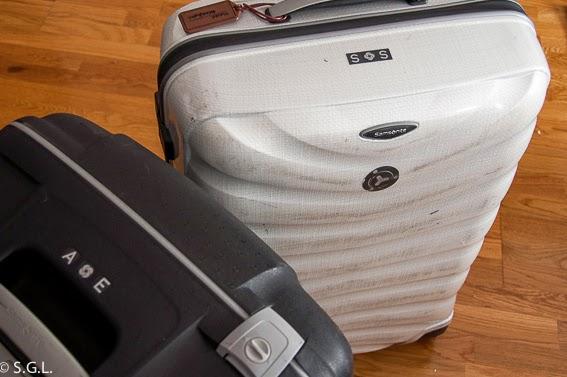 Preparando el equipaje
