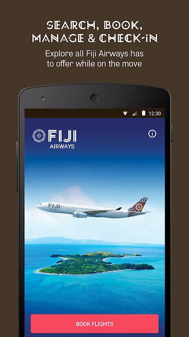 Air101: New app from Fiji Airways