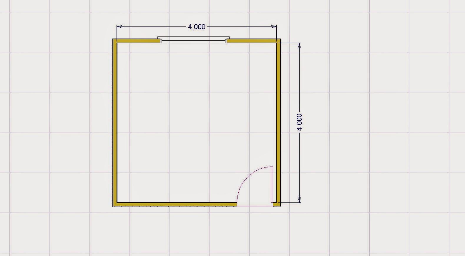 Come progettare la tua camera matrimoniale 1 for Progettare la camera