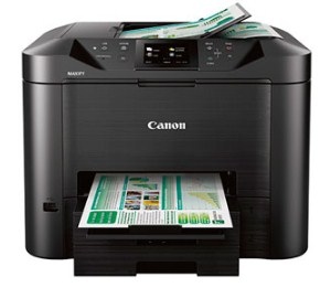 Canon MAXIFY MB5420 Driver Download, Wireless and Manual Setup