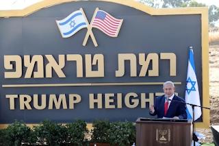'Dataran Tinggi Trump