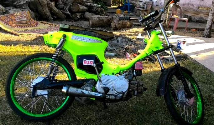 Modifikasi Sepeda Motor Rc 100 Blog Motor Keren