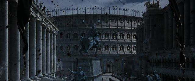 Coliseo de Roma e historia de las ideas politicas