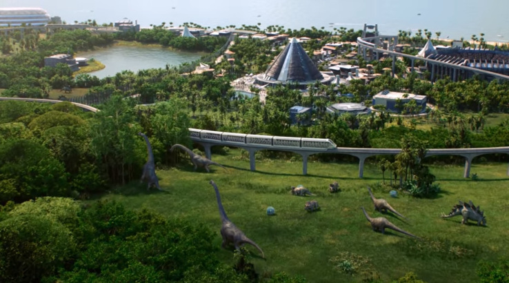 Gestiona tu propio parque jurásico con Jurassic World Evolution