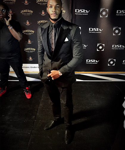 04 Photos: Nigerian stars at Channel O Awards