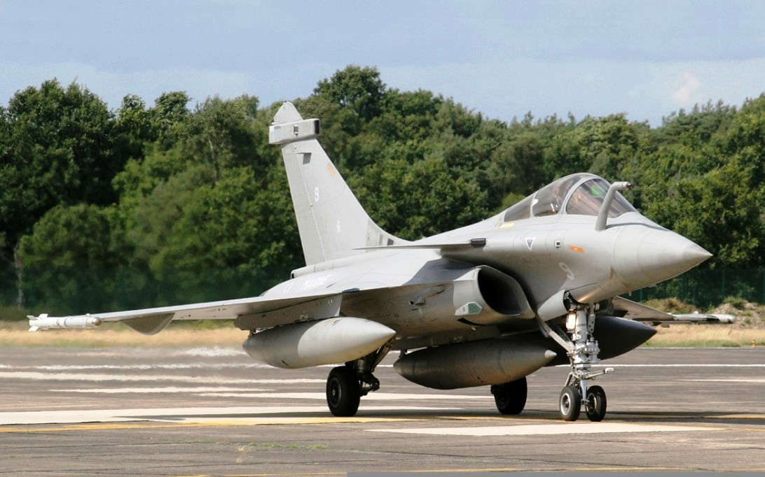 Airskybuster Dassault Rafale Wallpaper 4