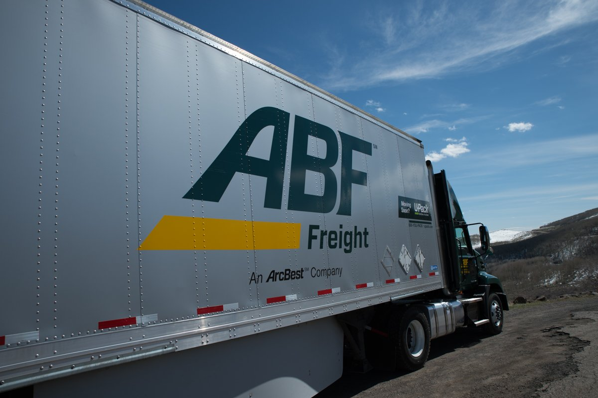 ABF Freight Driver A.J. Kelly Earns 2nd Place at National Truck Driving Championships