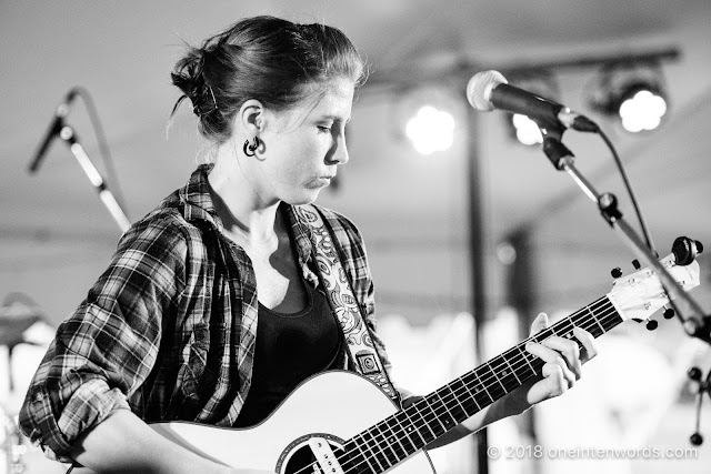 Ariana Gillis at Riverfest Elora 2018 at Bissell Park on August 17, 2018 Photo by John Ordean at One In Ten Words oneintenwords.com toronto indie alternative live music blog concert photography pictures photos