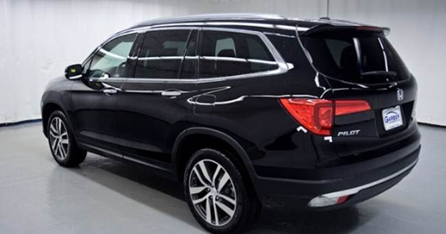 2020 Honda Pilot Elite Price And Release Date Auto New Release