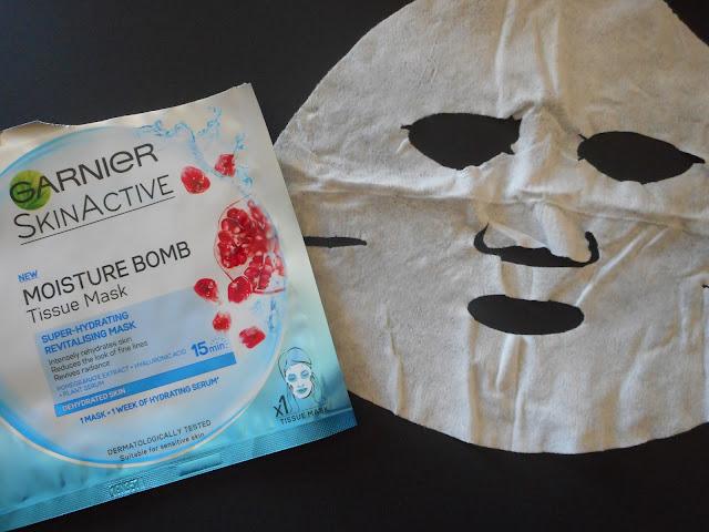 Garnier - Moisture Bomb Tissue Mask