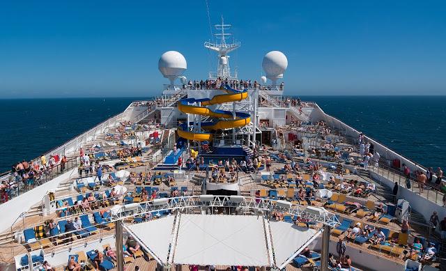 Cruise til Kanarieøyene