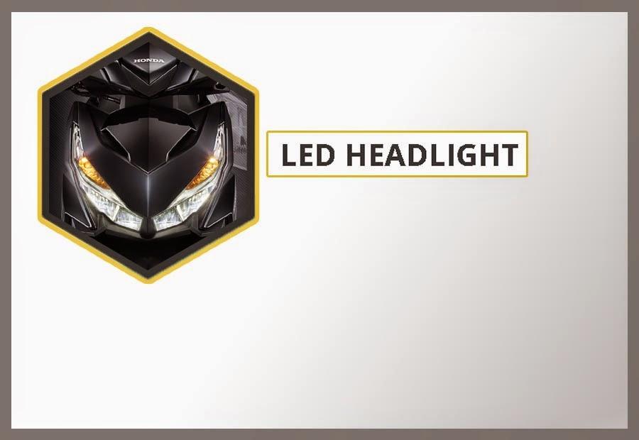 Teknologi LED Headlight Honda