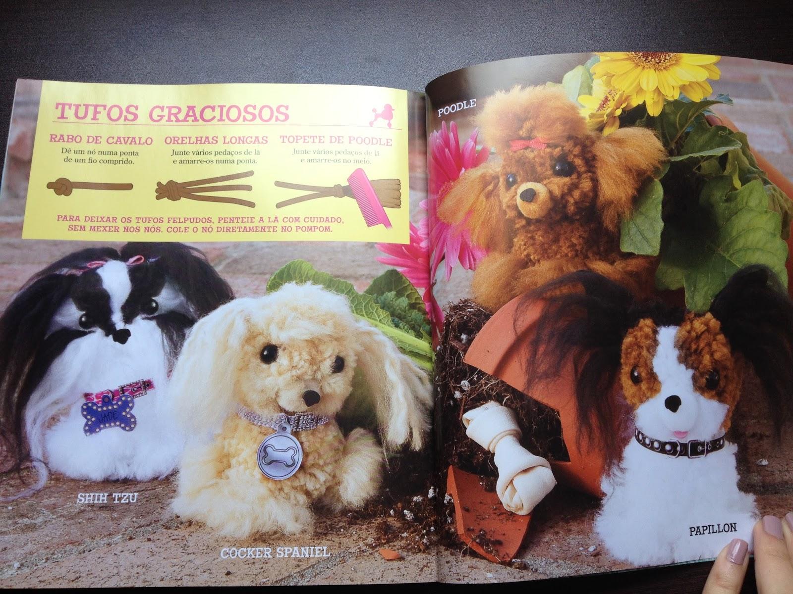 Quero comprar mais material para fazer mais cachorrinhos! 64cf010c824