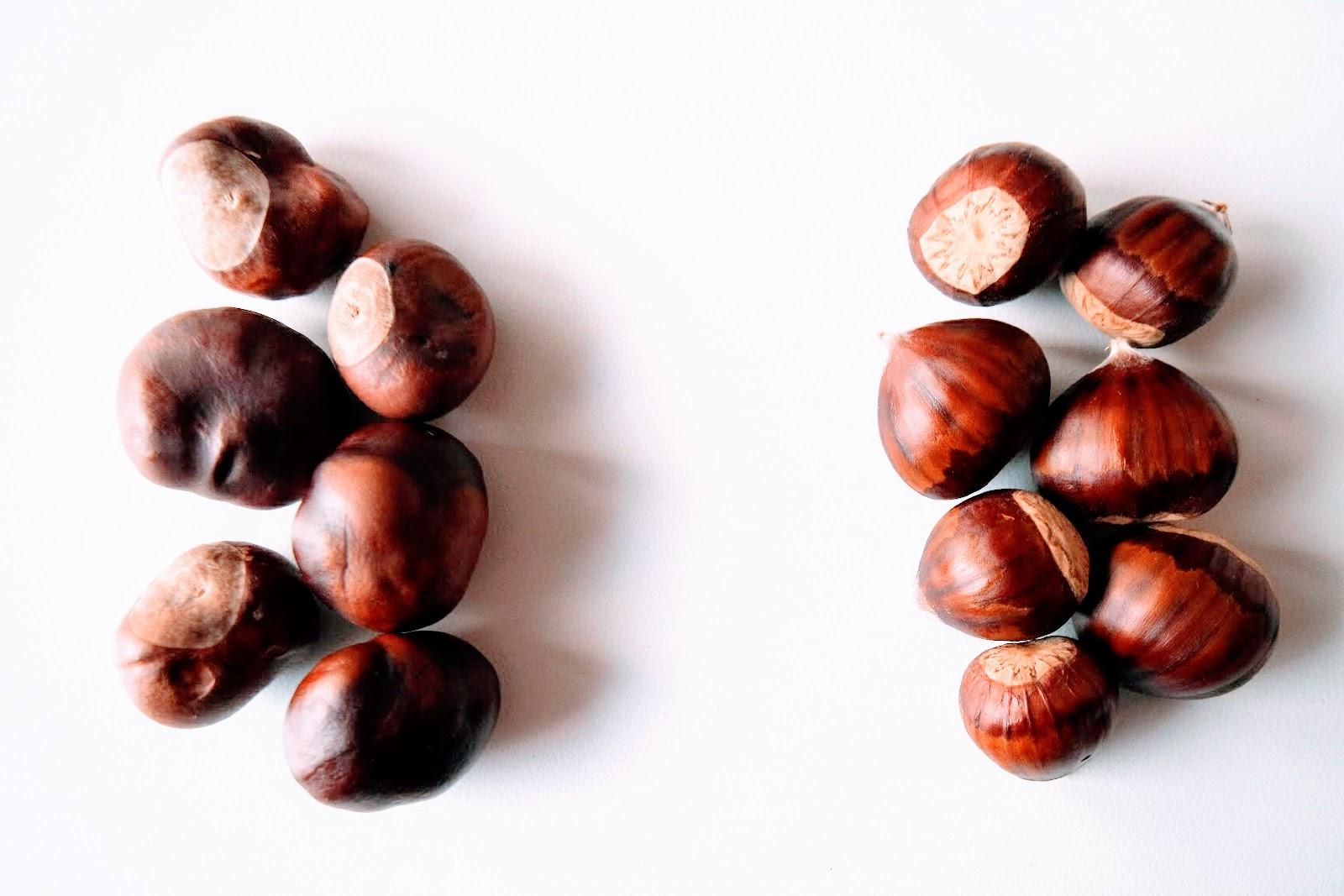 Pamelopee Heiße Maronen Maroni Einfach Selber Machen