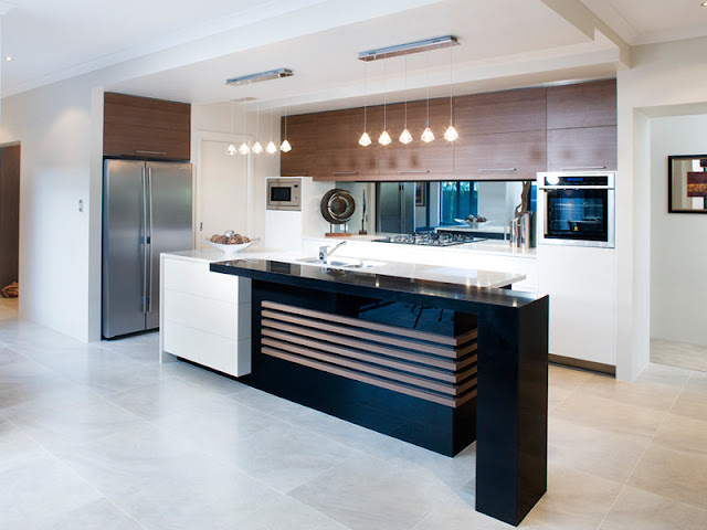 Modern kitchen styles and lighting ideas Modern kitchen styles and lighting ideas Modern 2Bkitchen 2Bstyles 2Band 2Blighting 2Bideas3