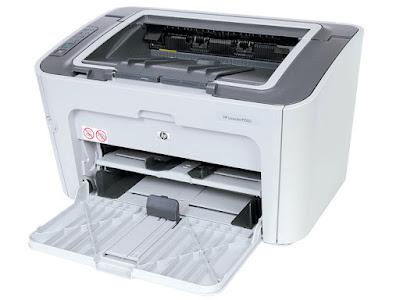 Printer Laser Jet hp 1505 tidak konek jaringan