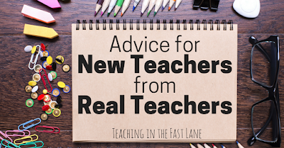 Are you new to the classroom this year? Check out the advice that real teachers want you to know before you get started to have your best, successful, and fun year in the classroom!