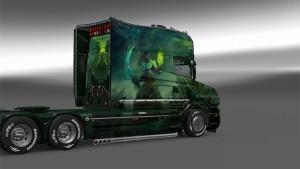 Scania T Longline Voin Skin Mod